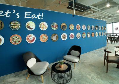 Food Panda Lounge