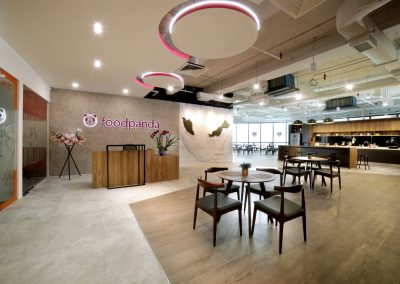 Food Panda Office